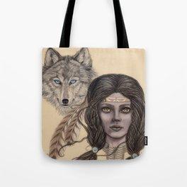 Kindred Spirits Tote Bag