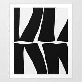 In Need For Support Art Print
