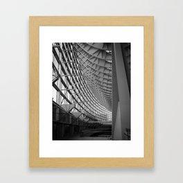 Tokyo International Forum Framed Art Print