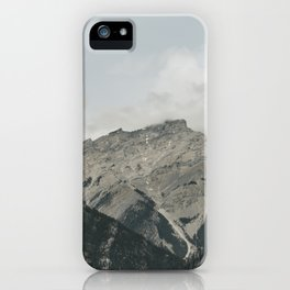 Downtown Banff iPhone Case