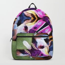 Feather Dancer Mandala Backpack