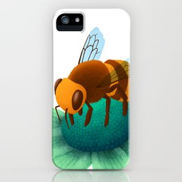 Bee's Knees iPhone Case
