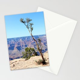 Little Tree on the Canyon V1 - Original Stationery Cards