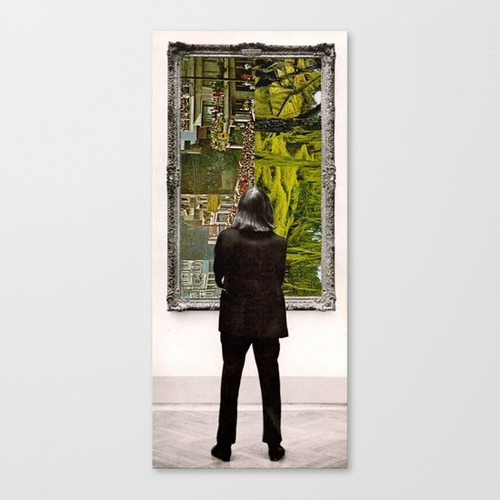 Frame 2 Canvas Print