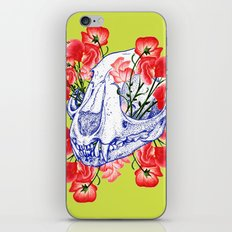 Deathvslife5 iPhone & iPod Skin