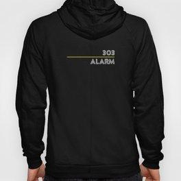 TB 303 Alarm Electronic Acid Music Hoody