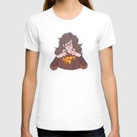 potato T-shirts featuring Potato Princess by StickyHunter