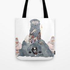 The Spirit Bear Tote Bag