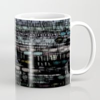 study Mugs featuring :: Sleep Study :: by :: GaleStorm Artworks ::