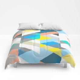 Bold Halequin Comforters