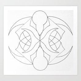 Pince Art Print