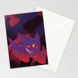 Mega Gengar Stationery Cards