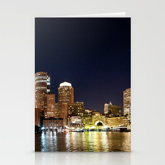 Boston Stationery Cards