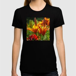 Iris Flowers - For a beautiful day T-shirt