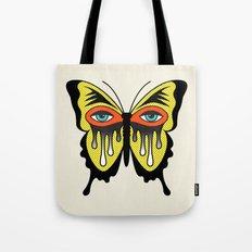 BUTTERFL-EYE Tote Bag