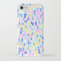 toddler iPhone & iPod Cases featuring Delight Pastel by Jacqueline Maldonado