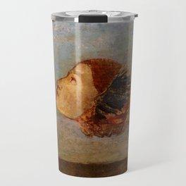 "Odilon Redon ""Hommage a Goya"" Travel Mug"