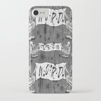 calligraphy iPhone & iPod Cases featuring Calligraphy by Amy Gale