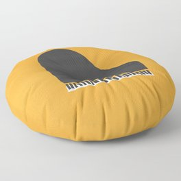Grand Piano Floor Pillow