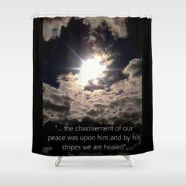 Zolga Love Energy Shower Curtain