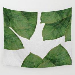 Banana Leaf I Wall Tapestry