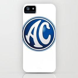 AC Cars Logo iPhone Case