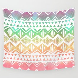 Tribal Sunrise Wall Tapestry
