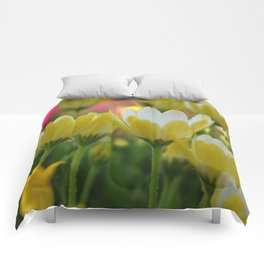 May Flowers For Mom Comforters