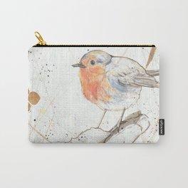 Kleine rote Vögelchen (Little red birdies) Carry-All Pouch