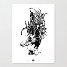 Giron Canvas Print