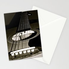 """""""Play My Song Stationery Cards"""