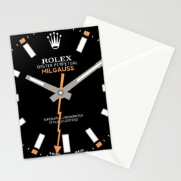 Rolex Milgauss - 116400 - Black Dial Stationery Cards