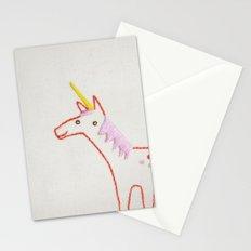 U Unicorn Stationery Cards