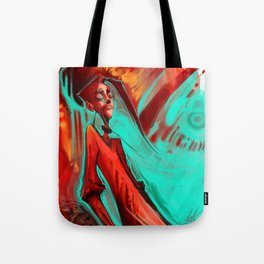 Guy Salvatore - The Monster Inside Tote Bag