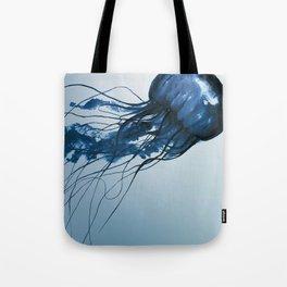 Blue Danube, Pacific Sea Nettle Tote Bag