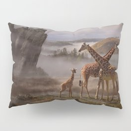The Edge of the Earth Pillow Sham