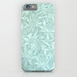 Icy Cold Outside iPhone Case