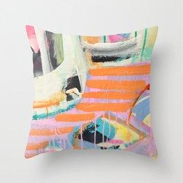 Daisy1 Throw Pillow