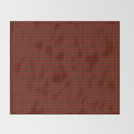 Kerr Tartan Throw Blanket