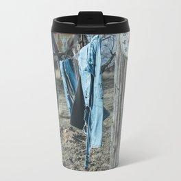 Overalls on the Line Travel Mug