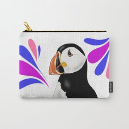 Puffin bird,home decor. Carry-All Pouch