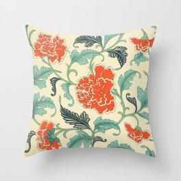 1867 Throw Pillow