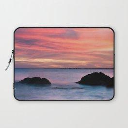Natural Watercolors Laptop Sleeve