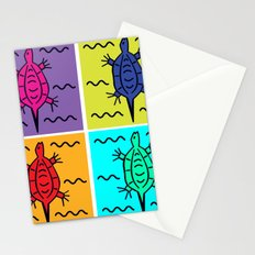 Pop Turtle Stationery Cards