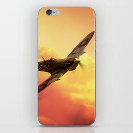 Spitfire iPhone Skin