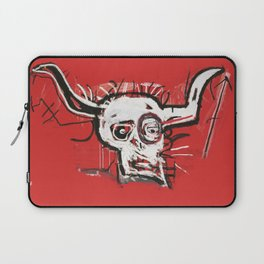Cabra Homage to Basquiat Laptop Sleeve