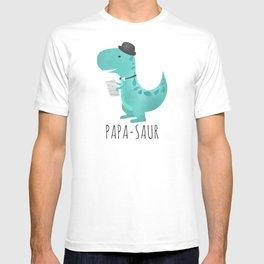 Papa-saur T-shirt