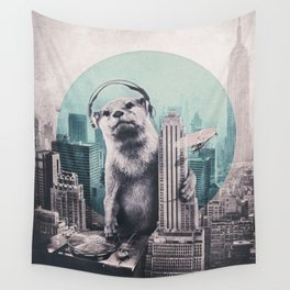 DJ Wall Tapestry