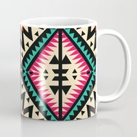 tribal Mugs featuring Tribal by Ornaart
