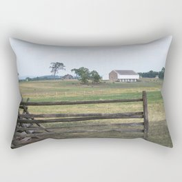Infirmary at Gettysburg Rectangular Pillow